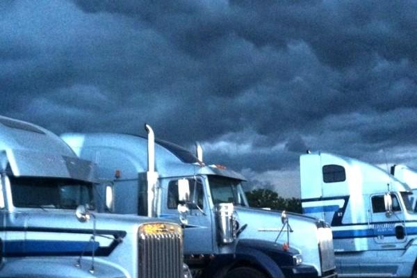 Xpressway Storm Clouds